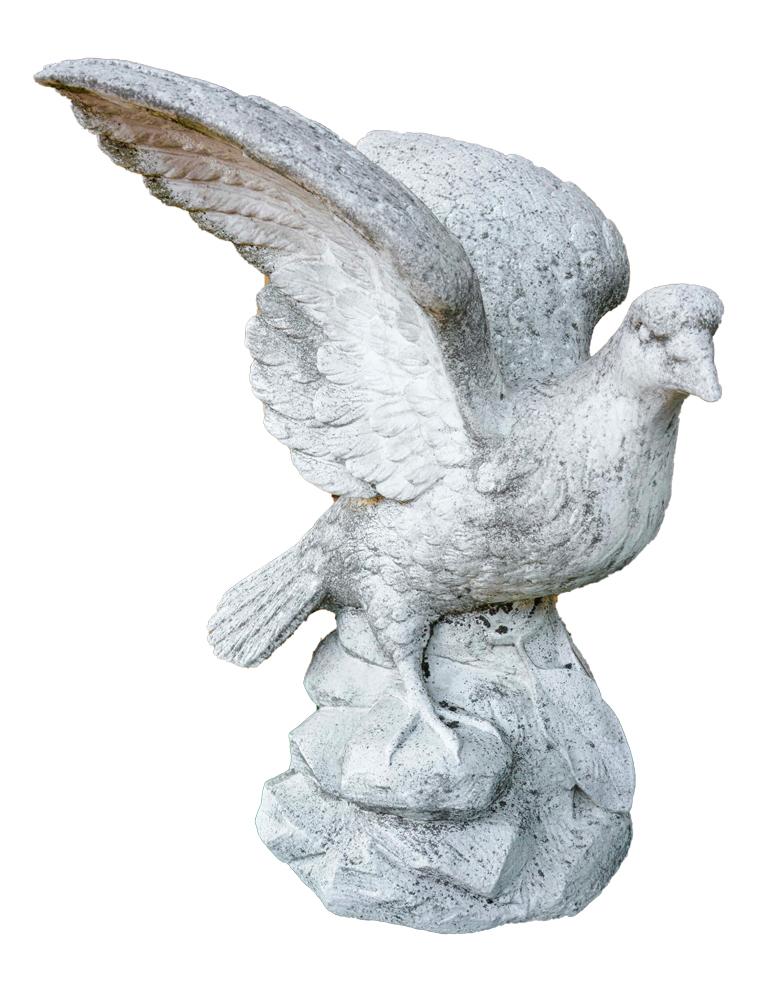 Aquila in Cemento