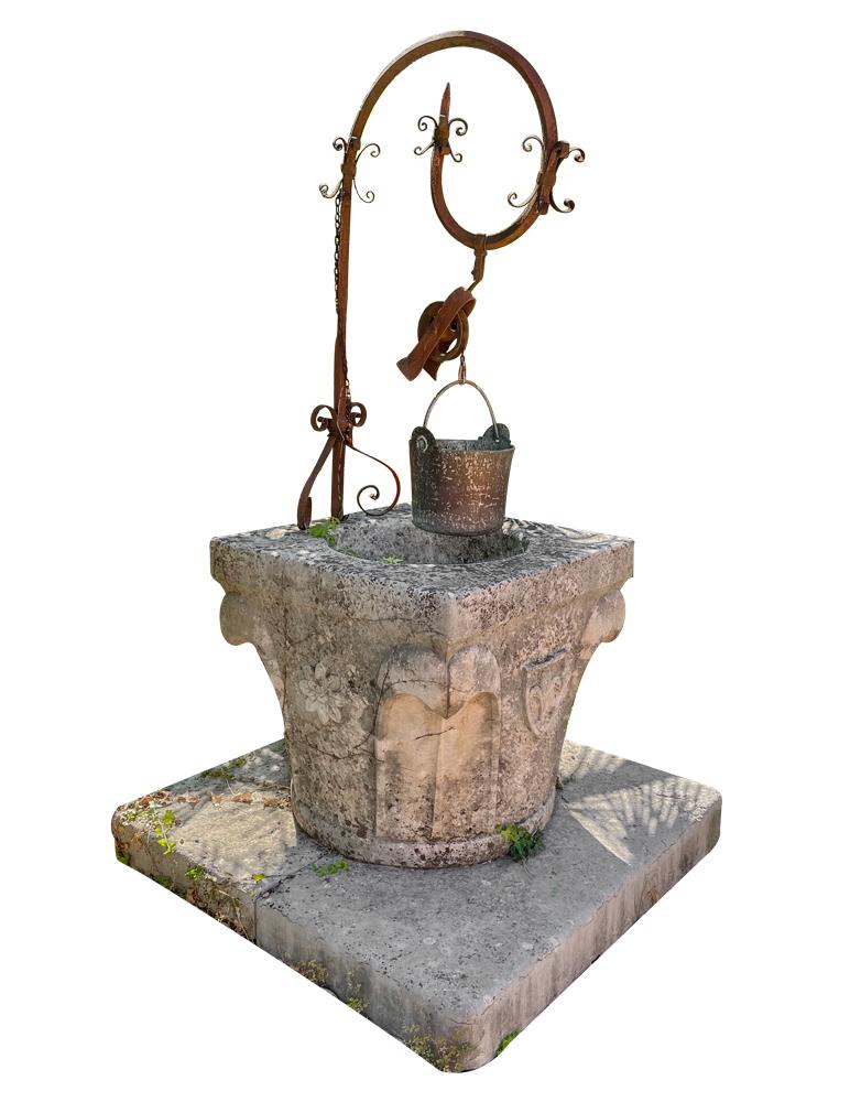 Pozzo Marmo 1800 d.c