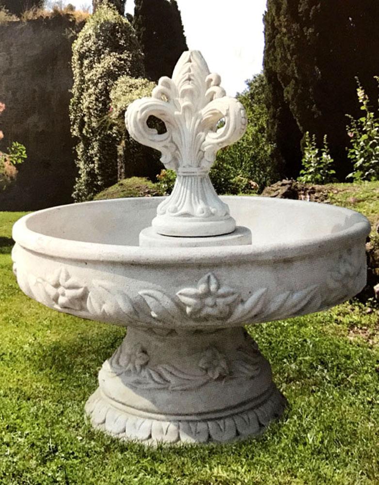 Fontana Giglio Firenze